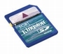 Kingston 8 GB SD card