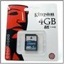 Kingston SDHC Secure Mem. card